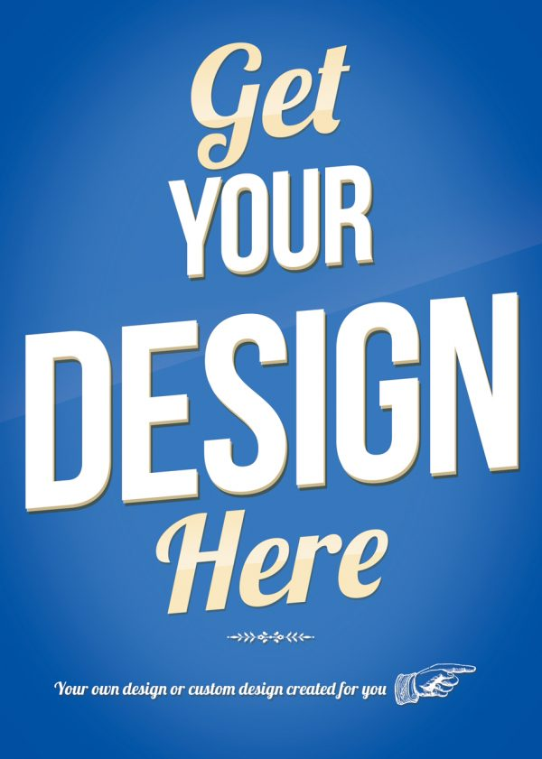Flat file - get your design here